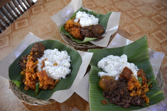 Culture Shock  Gudeg food tour in Indonesia  Travel Yourself