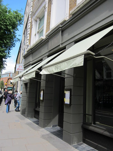Cafe Luc, Marylebone