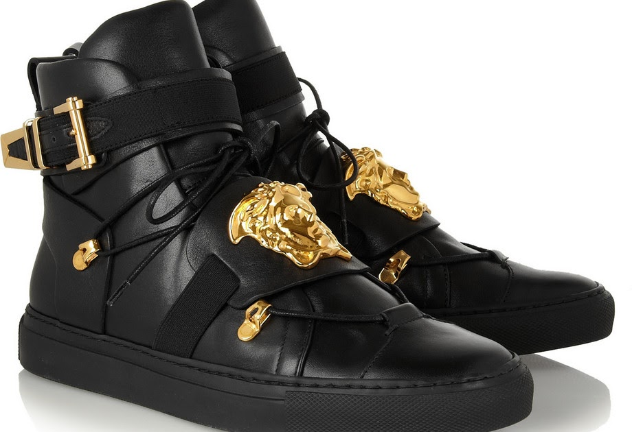 Womens Versace Shoes