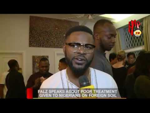 "Stop glorifying fraudsters with your song - Falz vs 9ice on ""Living things"". Who is right? Nigerians decides."