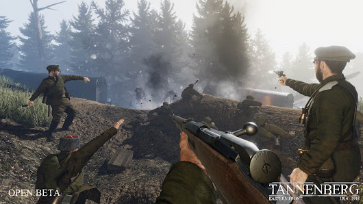 Enlist on the Eastern Front with Tannenberg Open Beta | Disposable Media