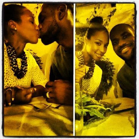 LeBron and wife Savannah James show off wedding rings