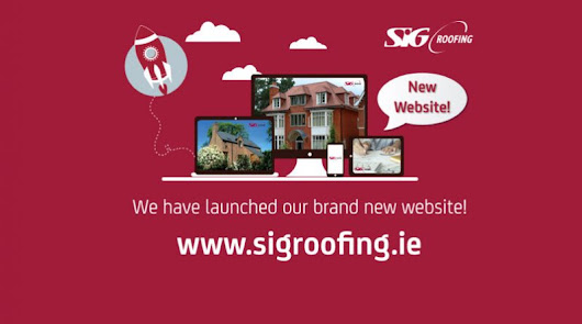 SIG Roofing launches new website | | Irish Building Magazine.ie | Ireland's Leading Construction News & Information Portal