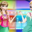 Elsa and Anna Party