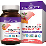 New Chapter Multi, One Daily, Every Woman's 55+, Vegetarian Tablets - 24 tablets