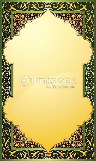 Middle Eastern Design Background Stock Vector Thinkstock