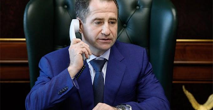 Михаил Бабич повышен в звании и переведён на другую Службу