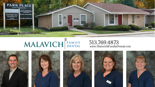 Meet The Friendly Dentisty Team of Malavich Family Dental In Sharonville Ohio