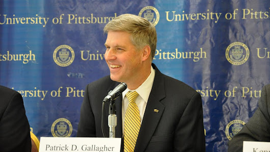 Steve Pederson out as Pitt athletic director - Pittsburgh Business Times