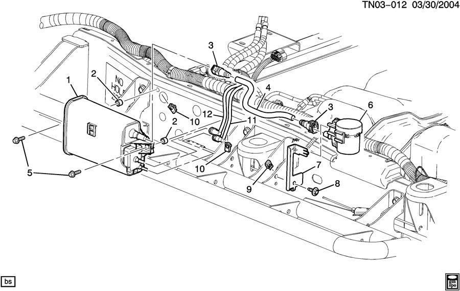 2006 Hummer H 2 Brake Line Diagram