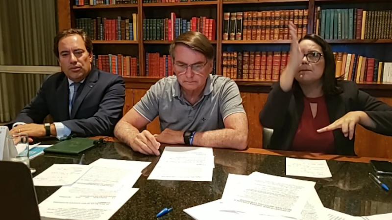 Bolsonaro diz que auxílio emergencial deve voltar a partir de março, com 4 parcelas de R$ 250