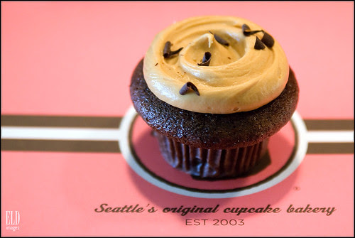 Salted Caramel - Cupcake Royale at Safeco Field