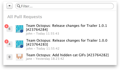 Trailer, a faster and easier way to deal with pull requests