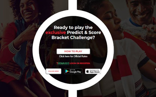 FIFA World Cup themed Mobile Game Promotion from the Coca-Cola and 7-Eleven Team - American Sweepstakes