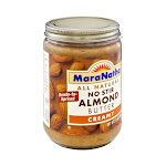 MaraNatha No Stir Almond Butter, Creamy - 12 oz jar