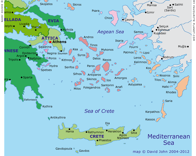 Map Aegean Sea Islands Aegean Sea Islands Map ~ COALIZAOUENF