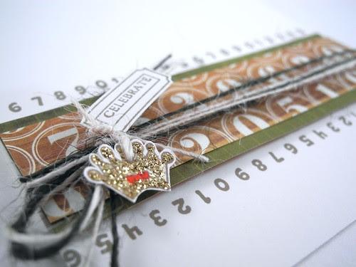 Celebration Crown (detail)