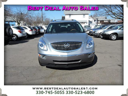 Used 2008 Buick Enclave for Sale in Akron OH 44314 Best Deals Auto Sales
