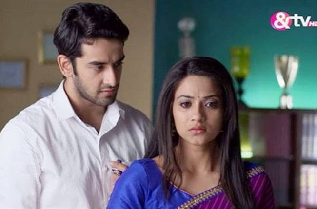 Image result for Loyal viewers of &TV's popular show Gangaa (Sphereorigins) have seen a lot of drama, with Ganga (Aditi Sharma) getting pregnant and moving out of the house.