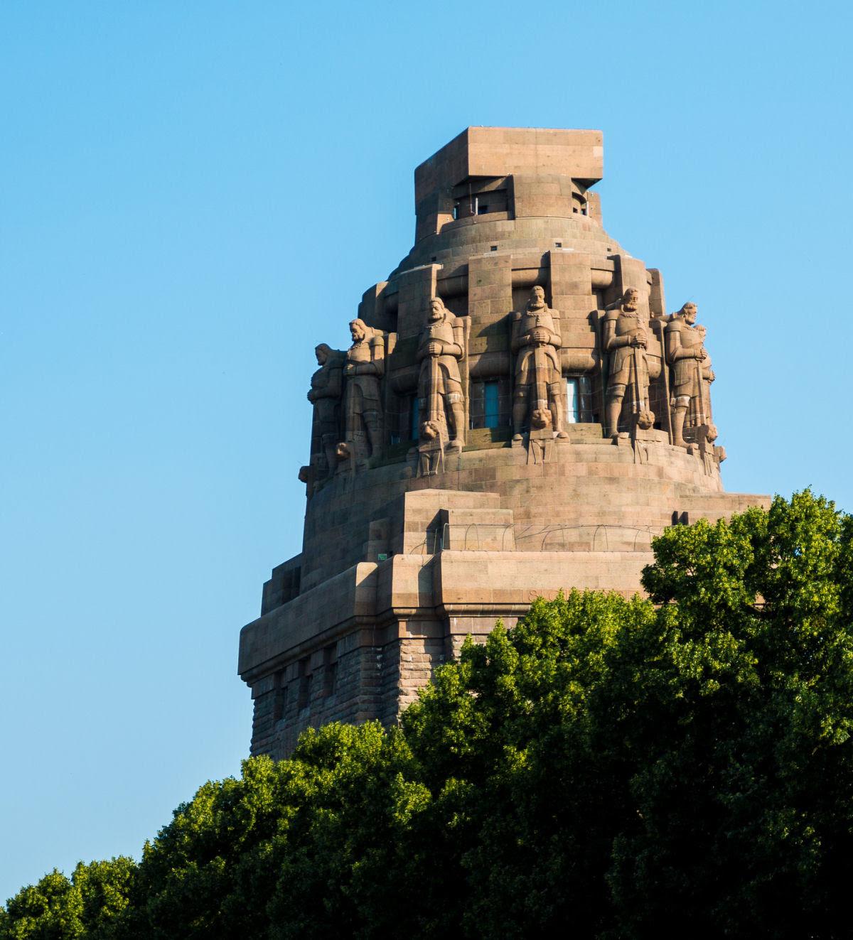 O Monumento à Batalha das Nações : O maior monumento da Europa 05