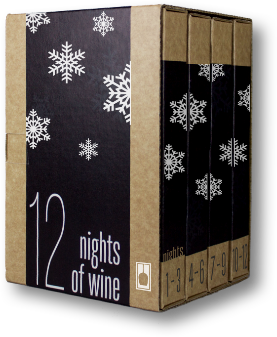 wine, gift guide, christmas, holidays, wine advent calendar