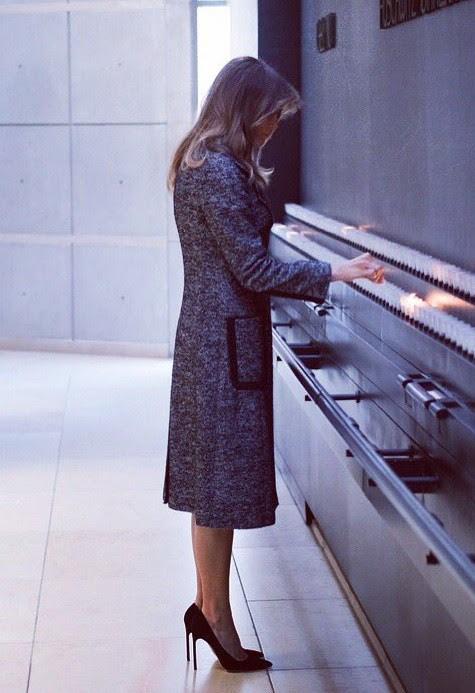 Đệ nhất phu nhân Melania Trump cũng chỉ thường xuyên diện đi diện lại đôi giày đơn giản này - Ảnh 8.