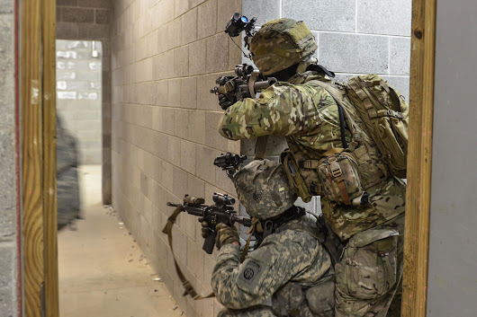 Army May Have to Rely on Simulators to Train for Future Urban Combat