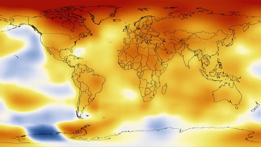 No, Now This Is Officially the Hottest Earth Has Ever Been [UPDATING]