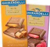 Ghirardelli bars