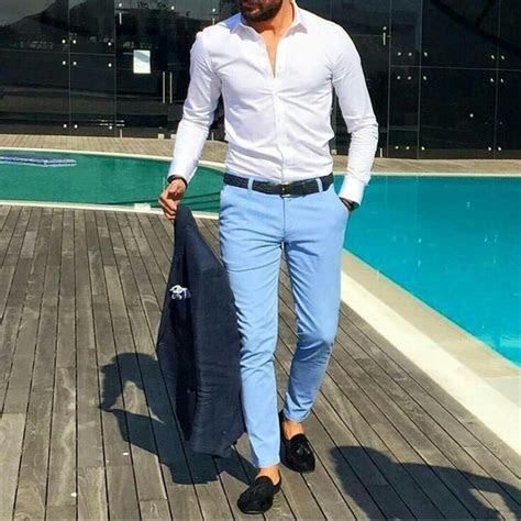 color shirt matches light blue pants quora