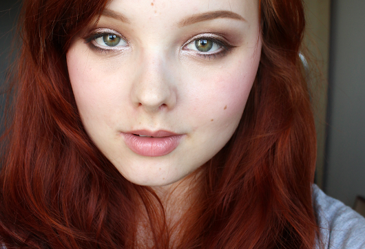 Look + Review: Darling Girl Jeweled Taupe and Pretty Zombie MDMA Blush