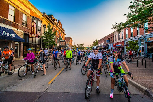 Gran Fondo Cedar Valley & FondoFest 2018 - Cedar Falls Tourism & Visitors Bureau