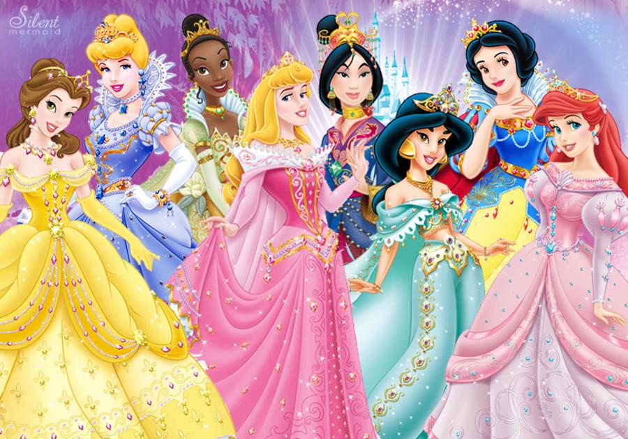 disney princesses - Disney Princess Photo (36390924) - Fanpop