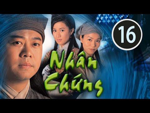 Nhân chứng 16/22(tiếng Việt) DV chính: Âu Dương Chấn Hoa, Xa Thi Mạn; TVB/2002