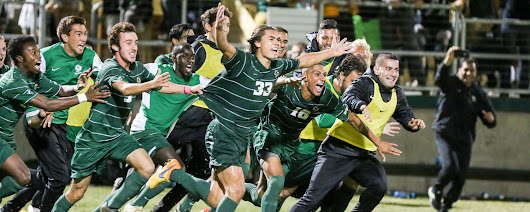 Blue vs. Green — NCAA's Greatest Soccer Rivalry