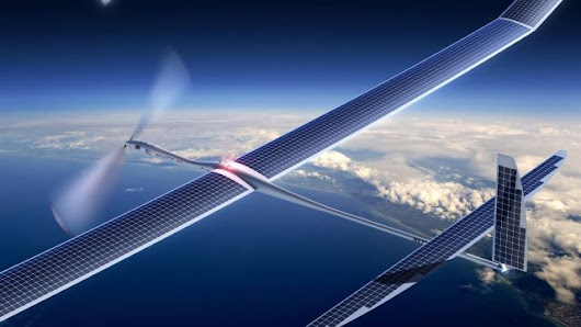 "Report details Google's ""Project Skybender,"" a 5G Internet drone program 