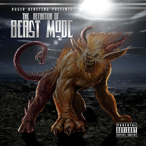 RUGER BEASTING - The Definition Of Beast Mode Hosted by TEAM TAKE OVA DJS,PC THA GREAT,
