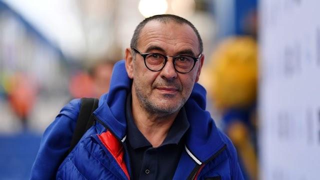 Maurizio Sarri leaves Chelsea for Juventus