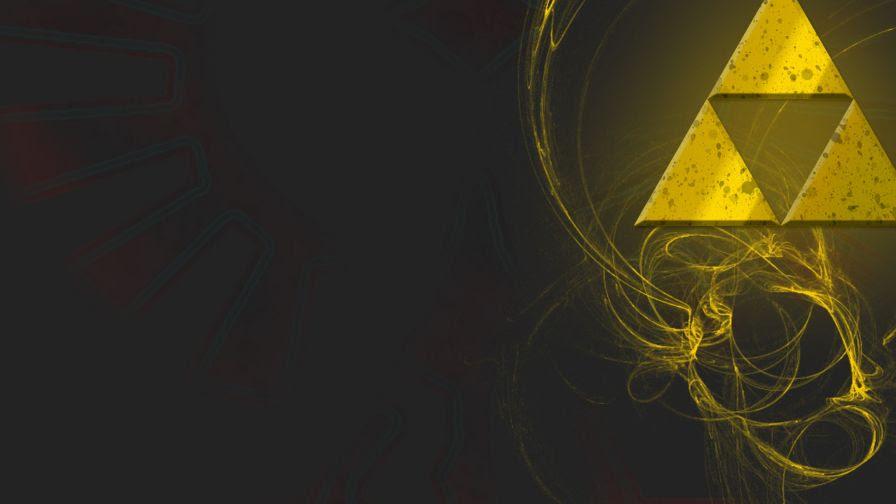 Legend Of Zelda Triforce Hd Wallpaper Wallpapersnet