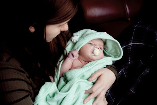 Bonding with your baby. Everything you need to know about those special moments.