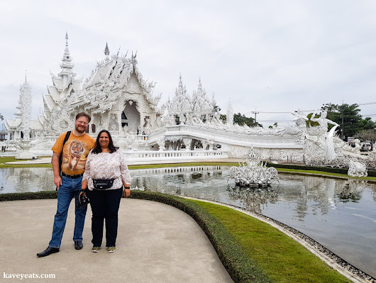 Chiang Rai in One Day | Top Sights - Kavey Eats
