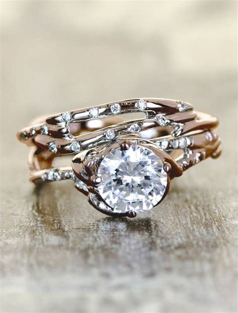 Best 25  Unique rings ideas on Pinterest   Unique wedding