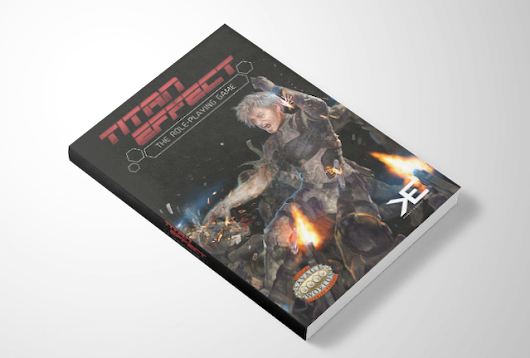 Update 22: Final Stretch! · Titan Effect RPG for Savage Worlds