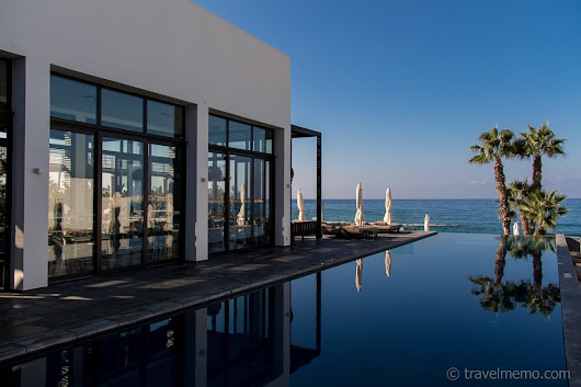 Design Hotel Almyra in Paphos on Cyprus