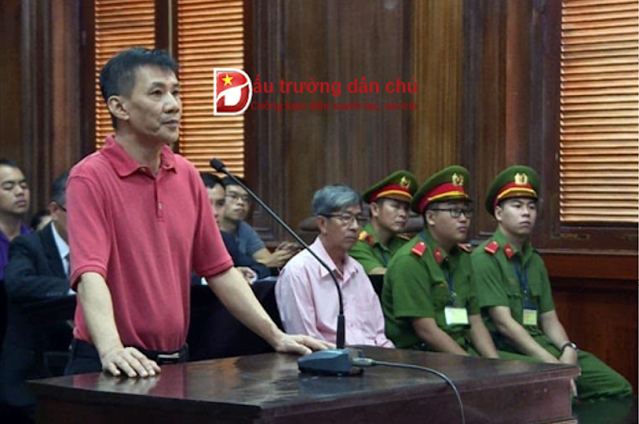 Tên tội phảm khủng bố Michael Phương Minh Nguyễn được hưởng chính sách nhân đạo trục xuất khỏi Viêt