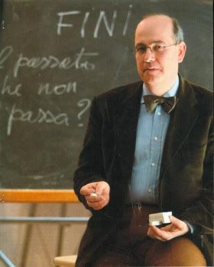 Il professor Marco Tarchi