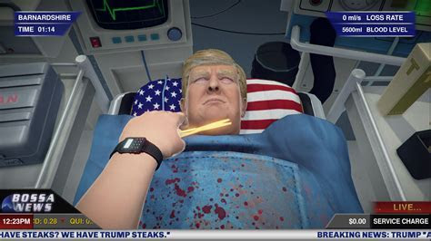 Only 22% of Donald Trump's heart surgeries have been succesful