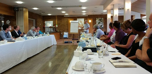 Weekly Business Networking Blog from Brentwood Essex Business Forum