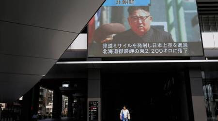 US slams N Korea's missile launch, says Russia and China must indicate their intolerance towards thesetests