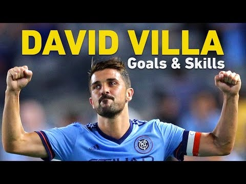 David Villa calls it quits….  Why is David Villa retiring??????